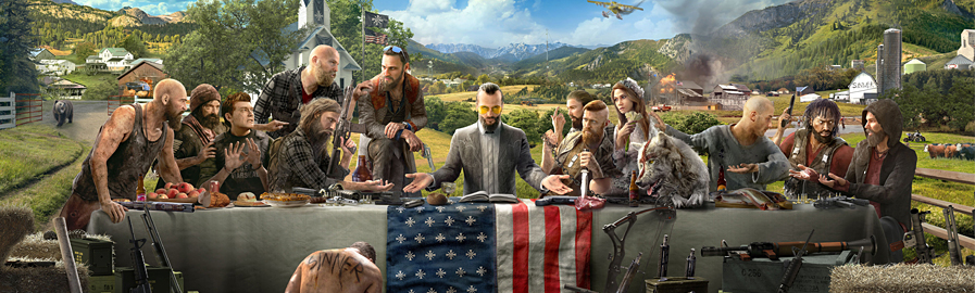 Far Cry 5 thumbnail